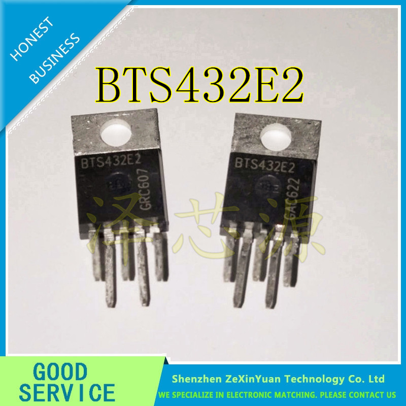 BTS432E2 TO220 NEW