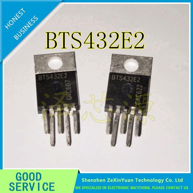 5PCS/LOT BTS432E2 BTS432E BTS432 TO-220 SWITCHING MODE POWER SUPPLY