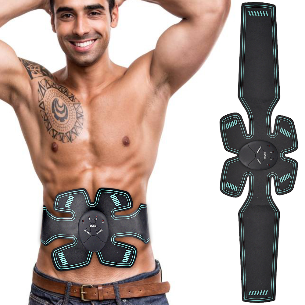 Electro Abdominal Muscle Stimulator And Body Slimming Massager