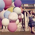 2017 Nuevo 5 Unids/lote 36 pulgadas globos claros, globos transparentes, boda/fiesta/brithday decoración globo gigante Inflable de Juguete