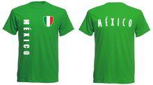 Mexiko México T-Shirt Dos Homens Jogador de Futebol Lenda Camisa Soccers  Marca 2019 Novo Homem Roupas de Algodão Dos Desenhos An.. 53c1b89666849