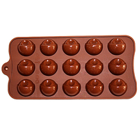 Nicole B0040 Silicone Mold for Chocolate Candy Making Mould