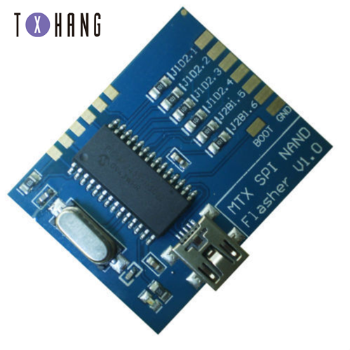 US $5 0 10% OFF|Matrix NAND Programmer MTX for XBOX360 SPI Flasher V1 0  Fast USB SPI NAND Programmer-in Integrated Circuits from Electronic  Components