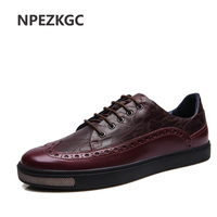 NPEZKGC Men Shoes Luxury Brand Moccasin Genuine Leather Casual Driving Oxfords Shoes Men Loafers Moccasins Italian