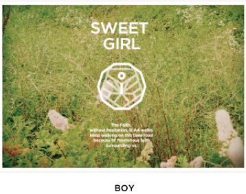 купить B1A4 6TH MINI ALBUM - SWEET GIRL RANDOM COVER  + photobook (60p) +1 random photocard) Release Date 2015-8-11 KPOP недорого