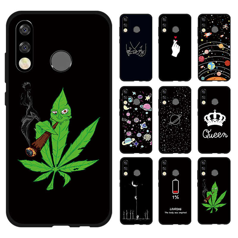Phone Case for Huawei Y7 Y5 Y6 Prime 2018 Y9 Y6 Y7 Pro 2019 Lovely Pattern Silicone TPU Cover for Huawei Nova 4 3 3i 2i Fundas