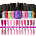 Lily angel Newest 108 Magic Colors Soak Off Gel Nail Polish High Mirrow Shinning UV LED Gels Colored Bottle Package 025 - 048