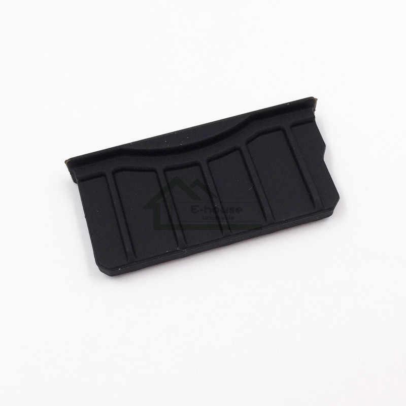 Пыленепроницаемый резиновый чехол для ног 3DS 3DS XL LL силиконово-резиновый чехол для нового 3DS New 3DS XL LL слот для карт разъем для наушников
