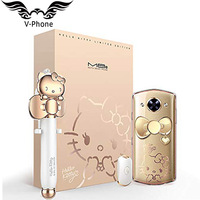 New Meitu Selfie Beauty Smartphone Meitu M8s 4G LTE Mobile Phone 5.2 4GB 128GB Deca Core 2.5 GHz Android Dual Front Camera