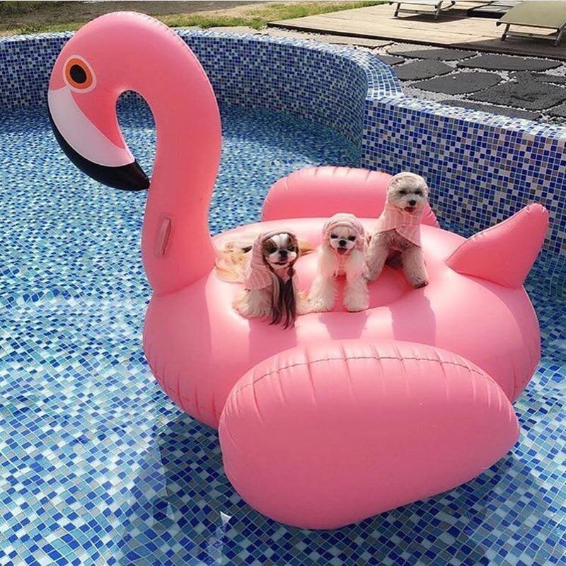 Надувная Фламинго жүзу бассейні Float - Су спорт түрлері - фото 6