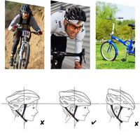 Carbon Bicycle Cycling Skate Helmet 21 Ventilation Holes Professional Safety Ultra Light Mountain Bike Helmet Adjustable