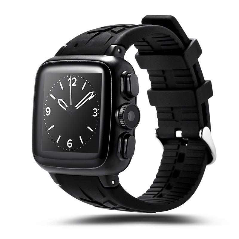 2016 3G Wifi Smart watch UC08 with 3 0M Camera IP67 Waterproof Support SIM Card Heart