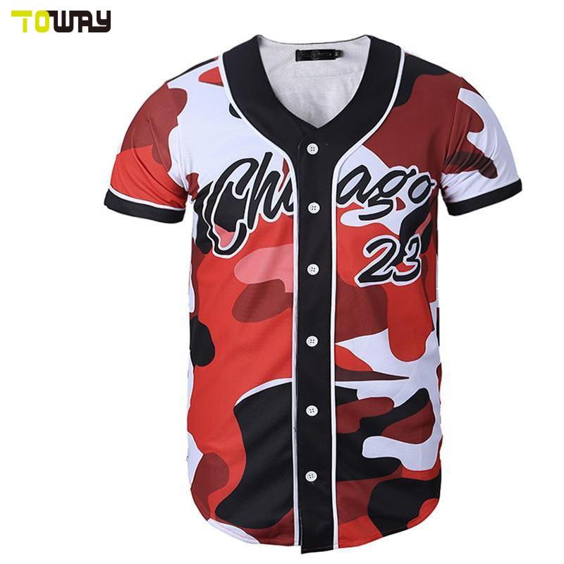 Benutzerdefinierte sublimiert schnittmuster baseball jersey in ...