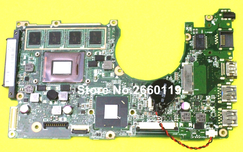 Подробнее о 100% Working Laptop Motherboard For Asus X202E With i3 CPU Main Board Fully Tested laptop motherboard for asus s301la with sr170 i3 cpu on board ddr3 mainboard fully tested 100