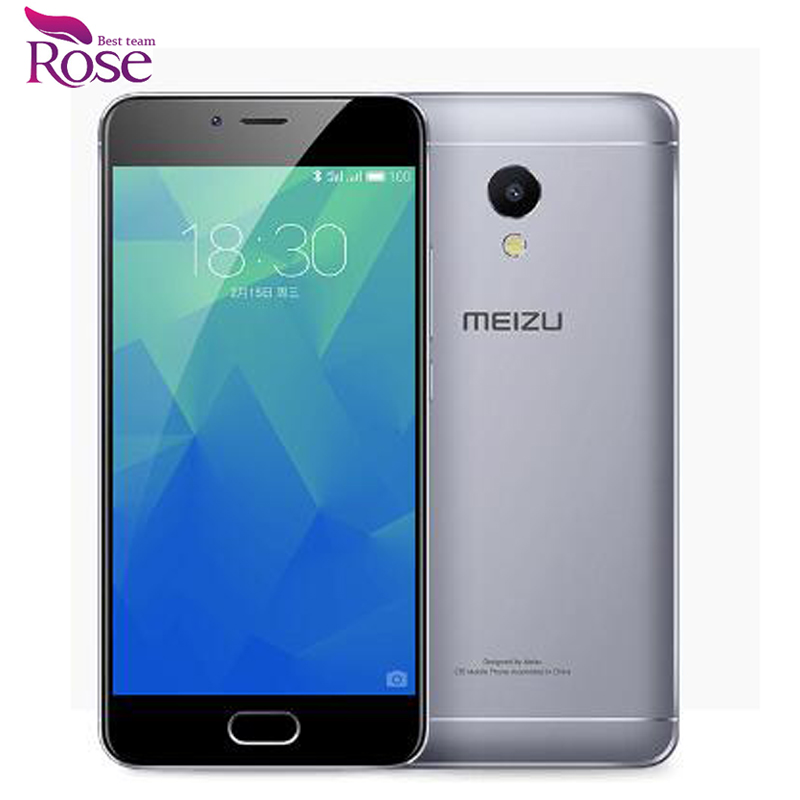 """bilder für Ursprüngliche MEIZU M5S Globale firmware Octa-core 3 GB RAM 32 GB ROM Handy 5,2 """"HD IPS 13.0mp Fingerabdruck Handy"""
