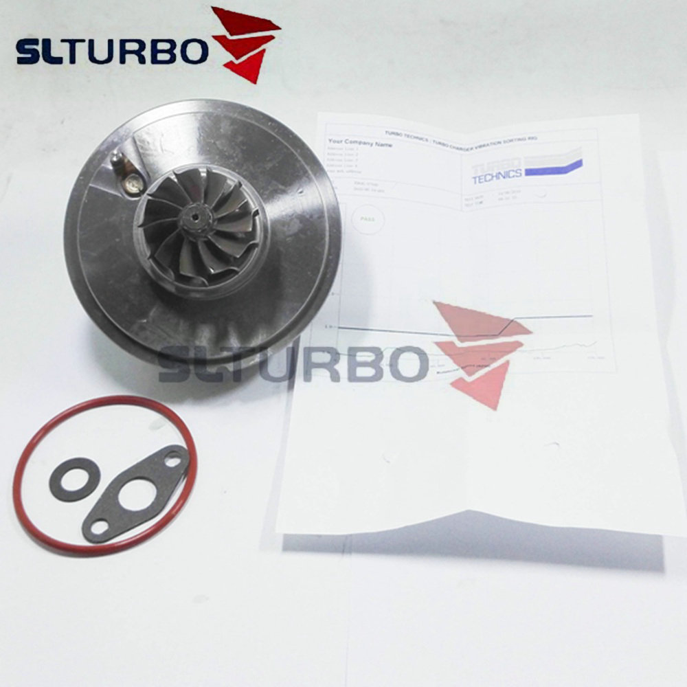 Turbo Charger Core 49377-07401 CHRA 4937707403 Turbine 4937707401 Cartridge NEW For Volkswagen Crafter TD 163 HP 2.5TD BJM / BJL