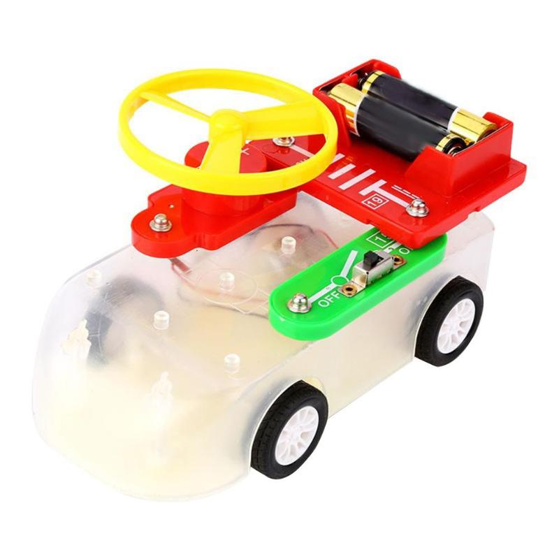 Solar Electronic Building Blocks Circuit Teaching Aids Kids Educational Toy Handmade Funny Children's Toys 600 different projects snap circuit diy kits integrated circuit building blocks model kits electronic blocks science kids toys