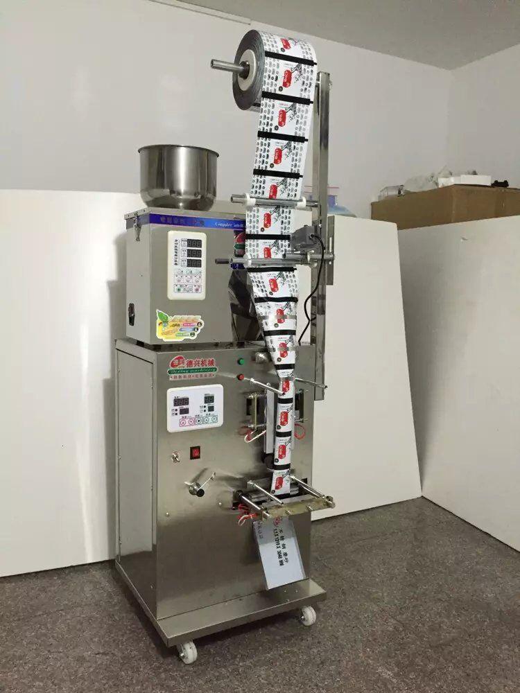 Machine à emballer de poudre de paquet de poche à faible coût, machine de cachetage de bâton de sel de sucre de café - 3