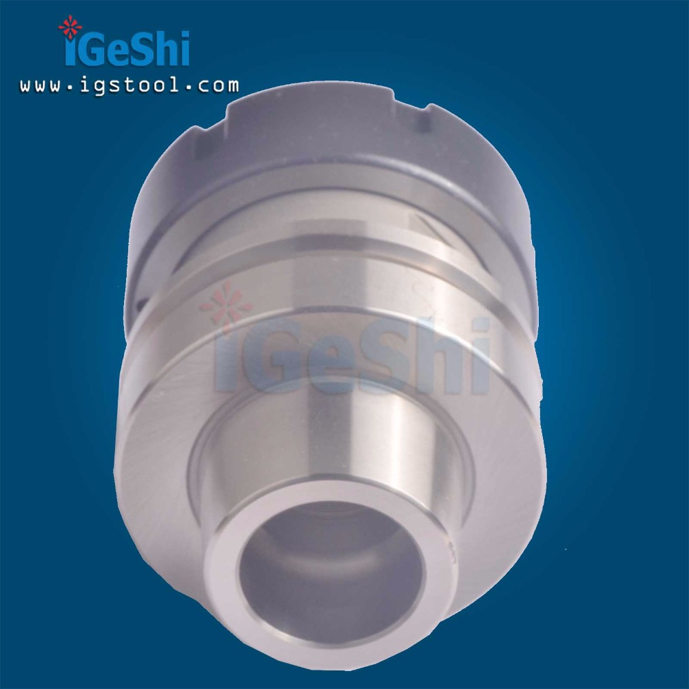 HSK63F ER40 Collet Chuck ER40 Tool Holder CNC Milling Lathe Chcuk Tool 1PC New cnbtr er16a 6mm motor shaft collet chuck holder tool cnc lathe milling part