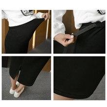 Stylish Maternity Pencil Cut Skirt