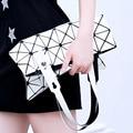 Дамы Сложенный Геометрическая Плед Сумка Женская Мода Повседневная Сумка Топ-ручка Сумка Сумки Бао Бао Жемчужина BaoBao Bolsas сумки