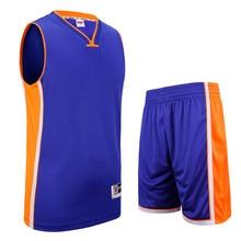 SANHENG Mens Basketball Jersey Sets Competition Uniforms Suit Quick-Dry Custom Jerseys 305AB