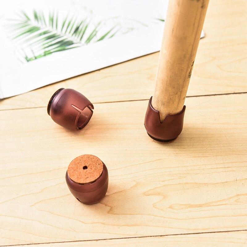 Купить круглые силиконовые колпачки для ножек стула нескользящие чехлы