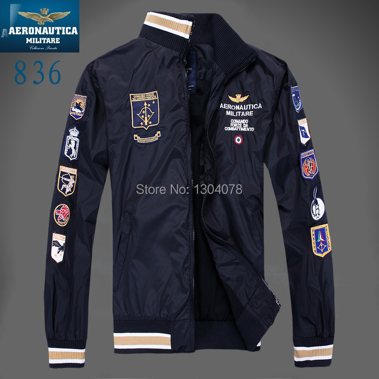 Aliexpress.com : Buy Aeronautica Militare Jackets Men&39s polo Air
