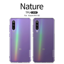 For Xiaomi mi 9 se Case NILLKIN Ultra Thin Slim TPU High Quality Fitted Cases Cover