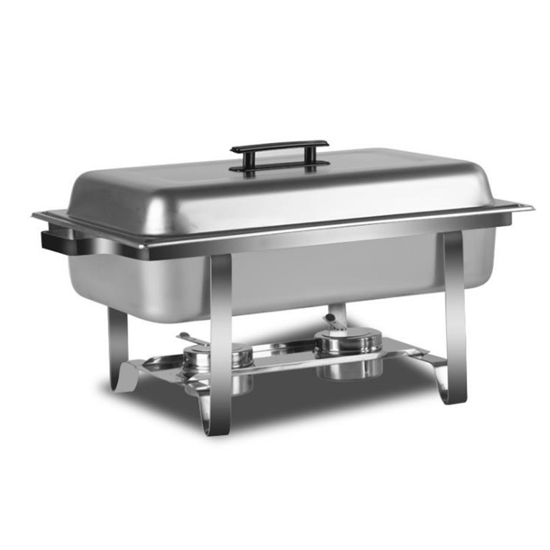 Stainless Steel Buffet Stove Hotel/Buffet Restaurant/Cafeteria Equipment Alcohol Heating Buffet Furnace Buffet Container HBF-1Stainless Steel Buffet Stove Hotel/Buffet Restaurant/Cafeteria Equipment Alcohol Heating Buffet Furnace Buffet Container HBF-1