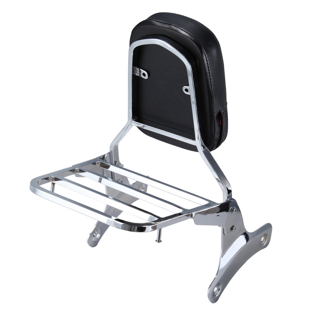 motorcycle luggage rack honda shadow