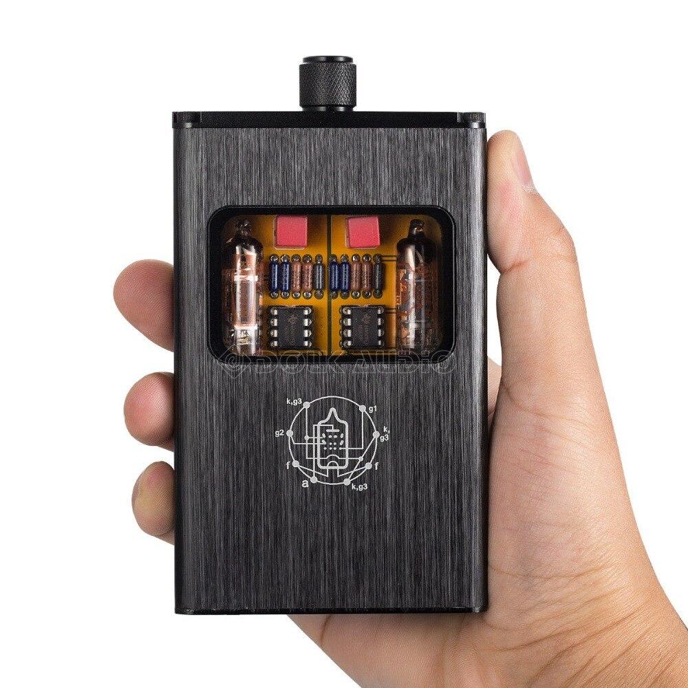 Little Bear B4 X Balance Portable Dual Tube valve cellphone headphone amplifier amp