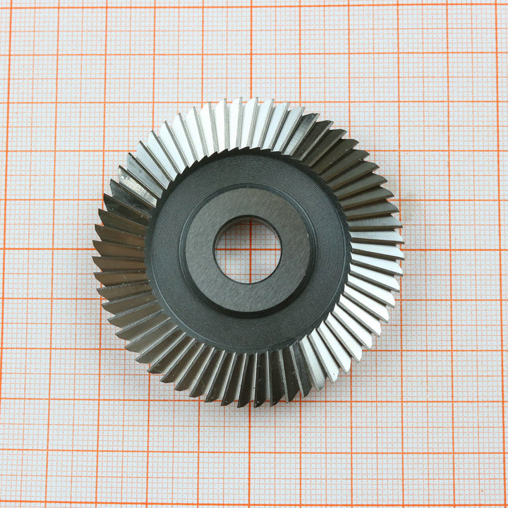 Tools : Milling cutter 0010   60X7 3X12 7  for Wenxing Key Cutting Machine 100A100A1100A2100A3 one piece