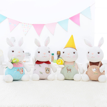 hot deal buy tiramis rabbit stuffed & plush animals doll toy unisex holding sleeping best selling hot doll doll bunny sale