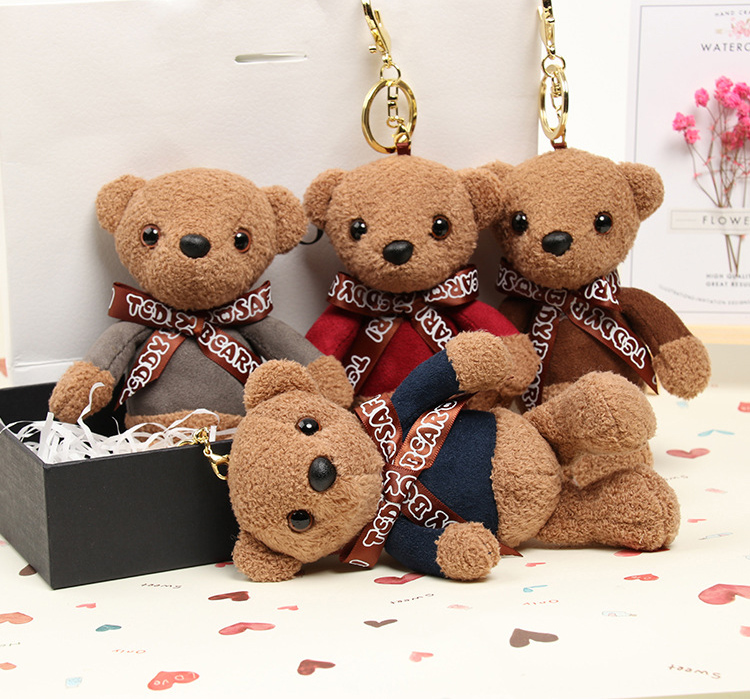 Stuffed Animals & Plush 1pc 10cm Plush Keychains Hearth Stone Keychains Backpack Schoolbag Small Pendant Plush Doll Toy Children Gifts With The Best Service Toys & Hobbies