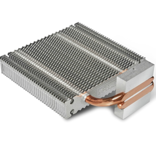 Heat Duct Supports : Support dual cm fan heat pipe noise tower side blown