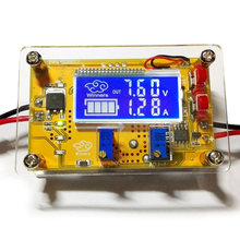 5A DC-DC Adjustable Step Down Power Supply Module Constant Voltage Current Dual LCD Display Screen(China)