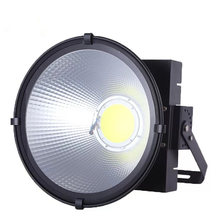High power Floodlight 200W 300W 400W 500W  AC 110V 220V waterproof LED spotlight outdoor construction engineering lighthouse