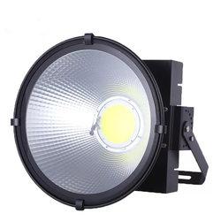 High power Floodlight 200W 300W 400W 500W  AC 110V 220V waterproof LED spotlight outdoor construction engineering lighthouse