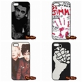 Green day Mike Dirnt banda Punk Caso de Telefone Capa Para o iphone 4 4S 5S 5 5C 6 6 S Plus Samsung Galaxy Note 2 3 4 5 4 5 iPod Touch 6