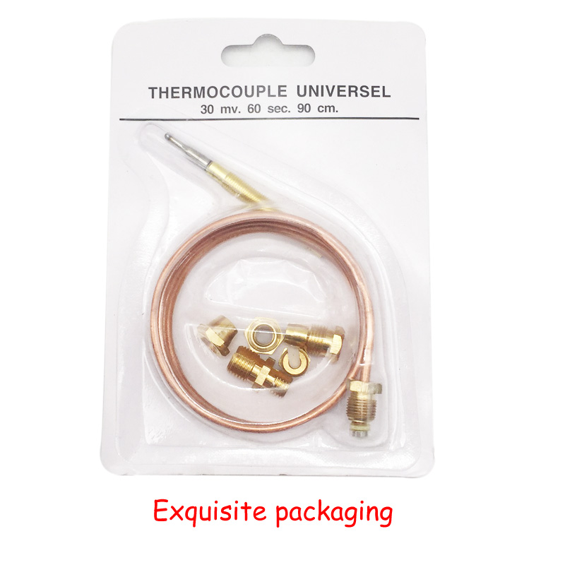 900mm 30MV 60Sec Thermocouple Universal With Blister Packing SMT-RDO006A