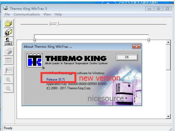 Thermo King diagnostic tool with 2017 new Wintrac 5 7 version Thermo