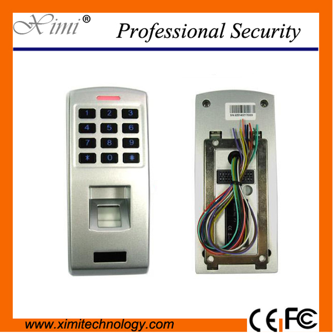 Free Shipping Biometric Standalone Single Door Access Control Keypad M60 Fingerprint Access Controller цена