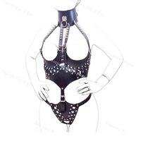 Sex Harness Breast Bondage Restraints ,Sexy Collar Slave Bare Chest Bondage Belt Sex Toys For Women Adult Games