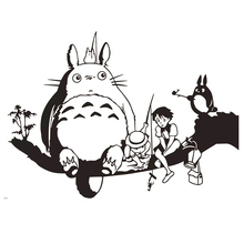 Buy totoro wallpaper and get free shipping on AliExpresscom