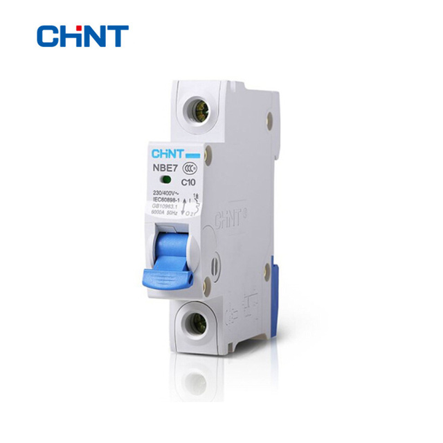Miniature Circuit Breaker 1P 10A Short Circuit Protection Switch ...