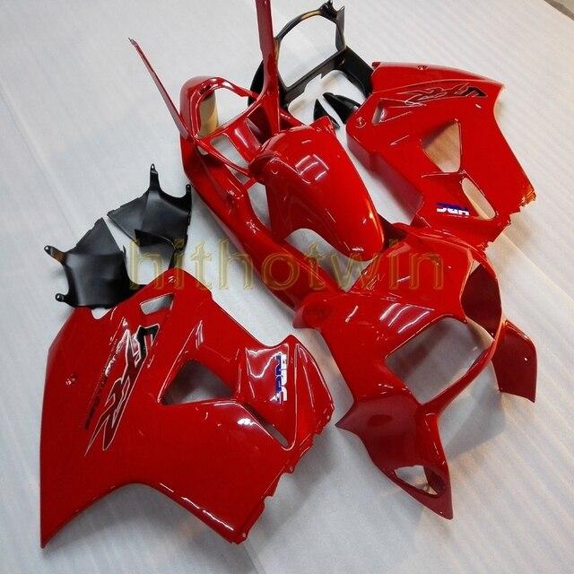 5 geschenke + Nach movistar karosserie motorrad ABS Verkleidungen für VFR800 1998 1999 2000 2001 VFR 800 98 01
