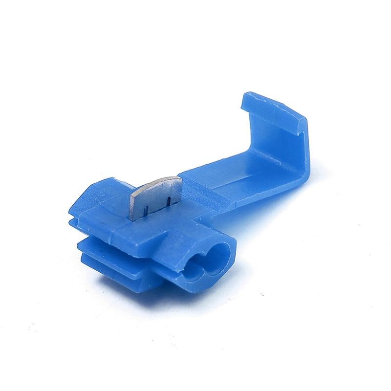 Neueste Blau 16 14AWG Schnellverbinder Scotch Sperre ...