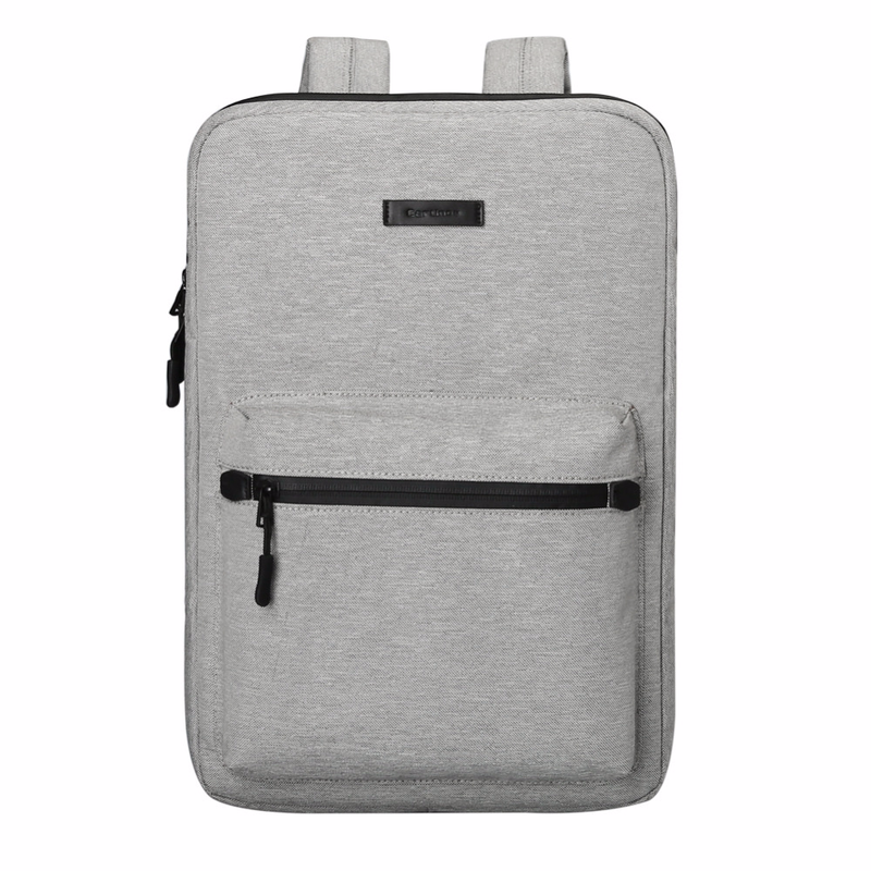 Cartinoe Brand 14 15 15 6 inch Laptop Sleeve Backpack Men Unisex Light Slim Minimalist Fashion Backpack Women bag school bookbag in Laptop Bags Cases from Computer Office