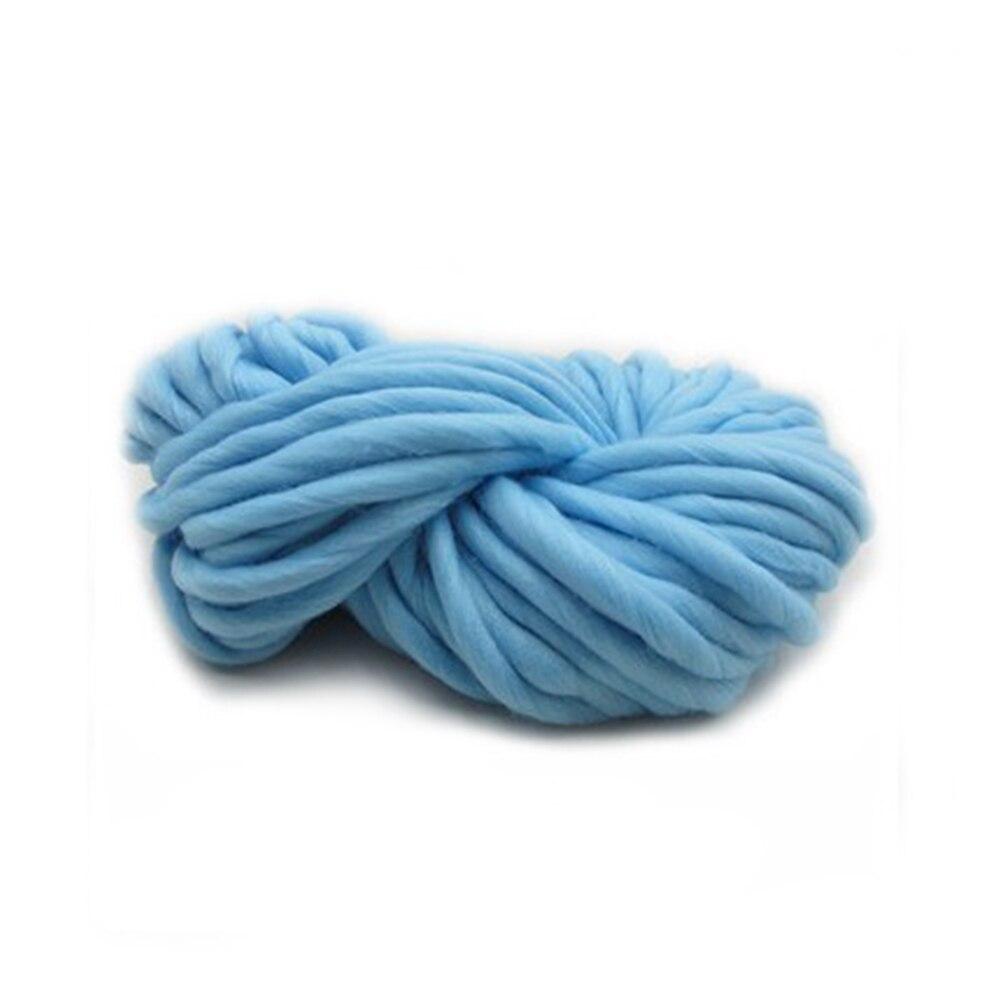 1 Ball Klobig Wolle Garn Super Weich Sperrige Arm Stricken Wolle ...